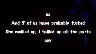 The Weeknd - Sidewalks Ft. Kendrick Lamar (Lyrics Video)