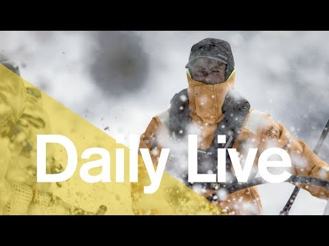 1300 UTC Daily Live – Friday 22 December | Volvo Ocean Race