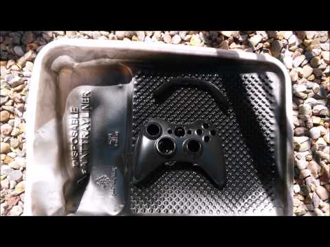 How to Spray Paint your Xbox 360 Controller