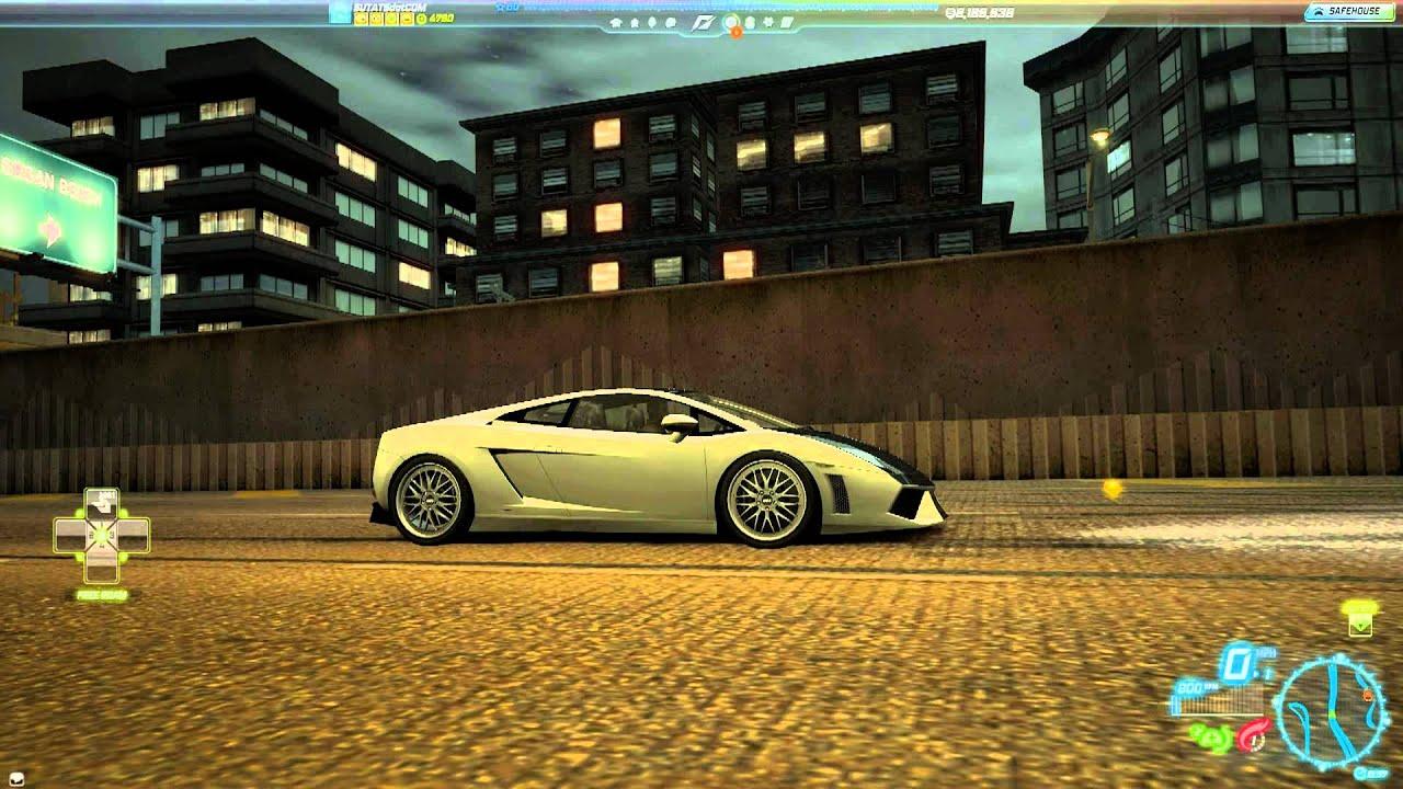 Need For Speed World Lamborghini Gallardo Lp560 4 Tensor Edition 30k Vk Members 3 July 2013