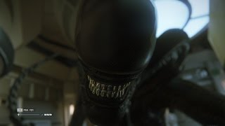 Alien Isolation Final Credits