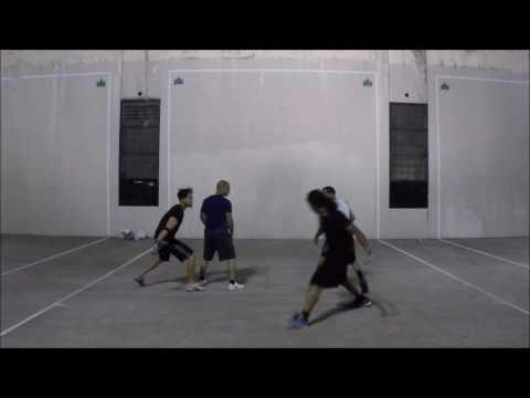 Bori & Alexis vs Anthony & Alex