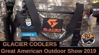 Glacier Coolers - Great American Outdoor Show 2019