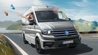 BOXDRIVE - The New KNAUS CUV (VW Crafter)