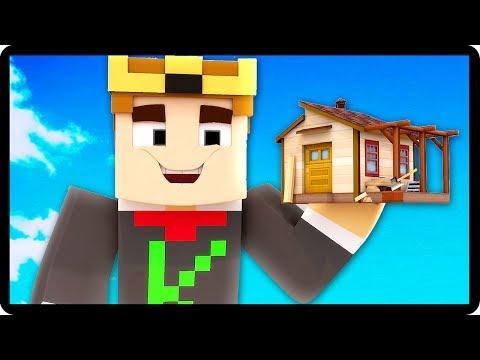 A MELHOR CASA AUTOMÁTICA PARA VOCÊ MORAR !!! - Minecraft