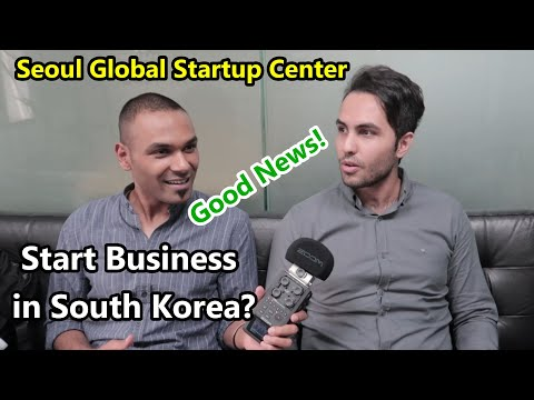 How to start your own business in South Korea?