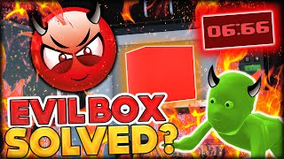 THE EVIL BOX MYSTERY SOLVED? WHAT DOES IT DO? - WHO'S YOUR DADDY FUNNY MOMENTS #21