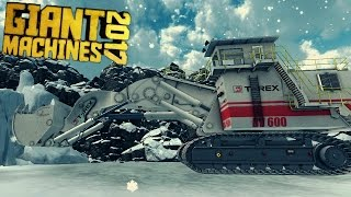 Giant Machines 2017 - BIGGEST SNOW PLOW