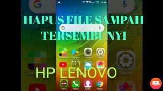 Cara buang File Sampah tersembunyi Di HP LENOVO screenshot 4