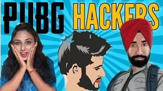 ROG STREAM HACKER EXPOSED || ANNIE GIRL GAMER USING HACK || PUBG MOBILE HACKERS FT. DYNAMO GAMING