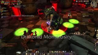 World of Warcraft 6.0.2 - UBRS Run - Team Double Dragon