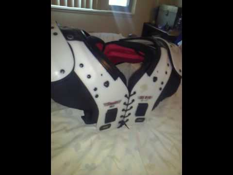 Review on the diamond stealth shoulder pads
