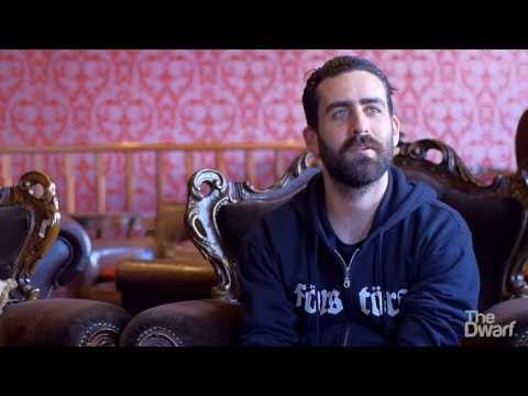 Drew Goddard from Karnivool Asymmetry Interview