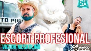 Entrevista a trabajador sexual en la CDMX   Johnny Carmona   Por el Rumbo