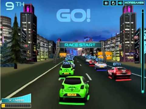 Бесплатные игры онлайн Уличные гонки, спортивные машина ...