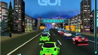 Бесплатные игры онлайн  Уличные гонки, спортивные машина, игра для мальчиков
