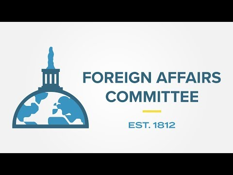 Subcommittee Hearing: The State Department and USAID FY 2018 Africa Budget (EventID=106495)