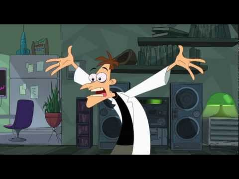 Phineas And Ferb Dance Baby Music Video