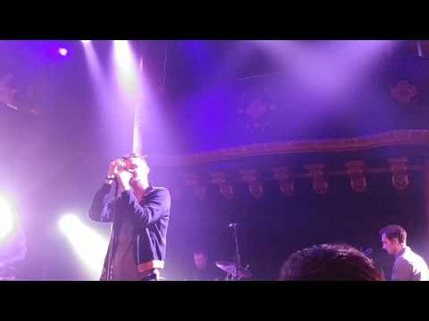 Tom Chaplin - Everybody's changing, San Francisco 2017 (The Wave)