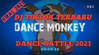 DJ TIKTOK TERBARU 2021-DJ DANCE MONKEY FULL BASS TERBARU