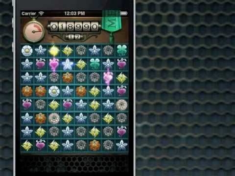 Cruel Jewels for the iPhone, iPod Touch and iPad