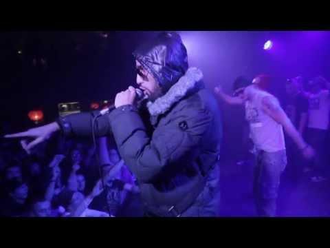 Seth Gueko, AlKpote, Zekwé ft. Niro   Tiger Hood (live)   Album : Néochrom Hall Stars GAME