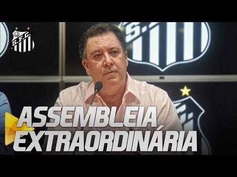 PRESIDENTE DO CONSELHO FALA SOBRE ASSEMBLEIA EXTRAORDINÁRIA | COLETIVA (27/09/18)