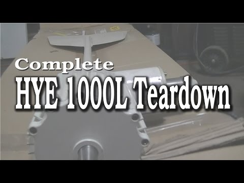 Bad HYE 1000L Teardown