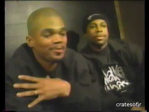 Run DMC & Russell Simmons Interview In 1993