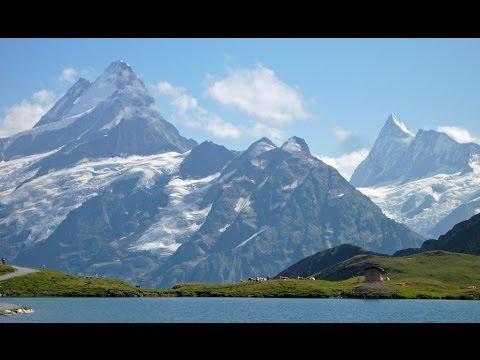 Switzerland; Hiking the Swiss Alpine Route,Schynige Platte-Faulhorn-First-Grindelwald