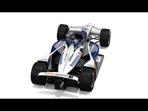 PeopleReady 2020 Indy Car