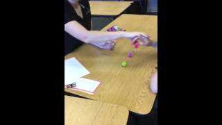 Discrete Trial Teaching (DTT) in an ASD classroom