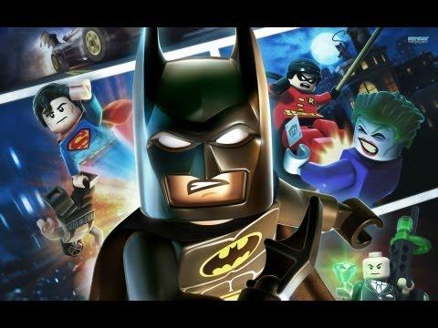 Lego Batman: The Movie - DC Super Heroes Unite (2013) Movie Review by JWU
