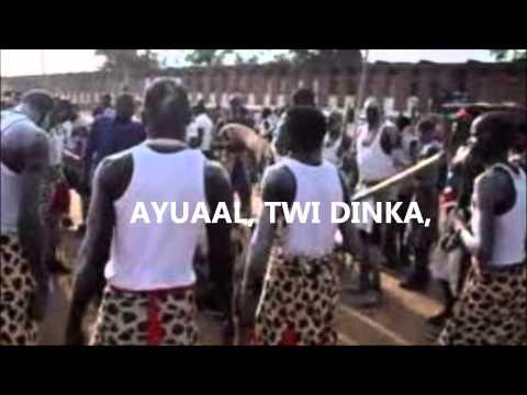Ayuaal, Twi Dinka, Jonglei State