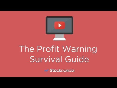 The Profit Warning Survival Guide Webinar