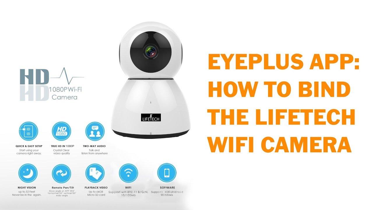 How to Configure EyePlus Cloud Camera