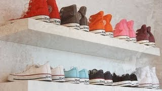 My converse collection! ♡