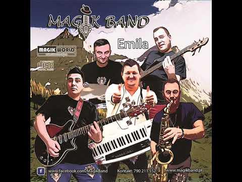 Magik Band -  Pod osłoną nocy (nowość 2018)