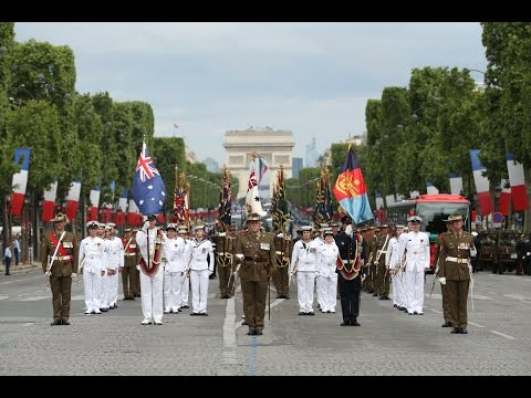 French National Day Parade