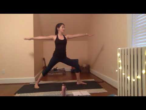 Vinyasa Yoga with Julia - 60 Minutes