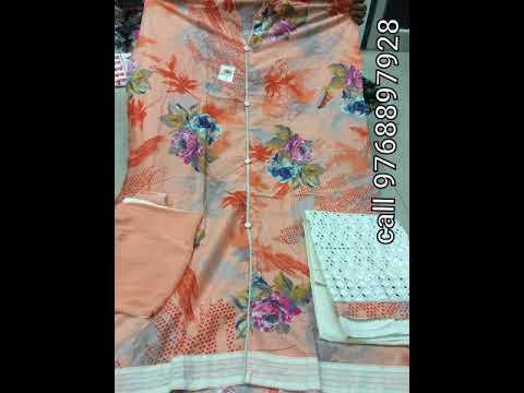 Pure cotton suits at wholesale prices