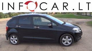 Infocar.lt Honda FR-V Atsiliepimai / Apžvalga