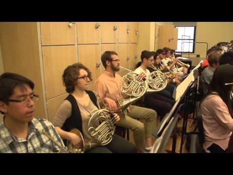 "Guy Mintus Trio - ""The Drop & the Ocean"", for Jazz Piano Trio & Orchestra"