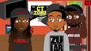 CT-ZONE FM - Die Cartoon???