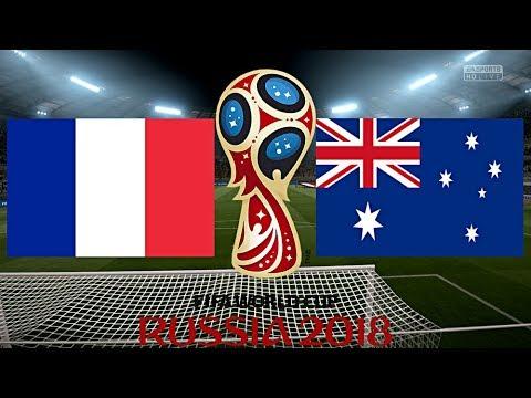 Frankreich - Australien