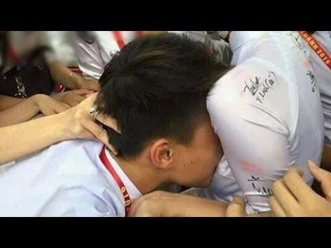 Tik tok: Những pha hôn nhau bá đạo của học sinh và những trog nghịch dại của tuổi học trò