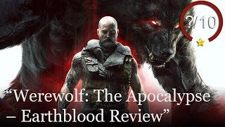 Werewolf: The Apocalypse - Earthblood Review [PS5, Series X, PS4, Xbox One, & PC] (Video Game Video Review)