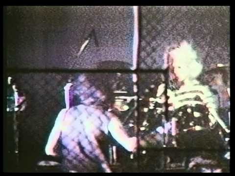 Ministry - In case you didn't feel like showing up (live, Merrillville 1990)