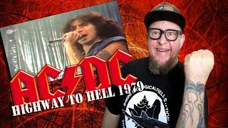 """Baixar First Reaction to AC/DC """"Highway to Hell"""" German TV 1979"""