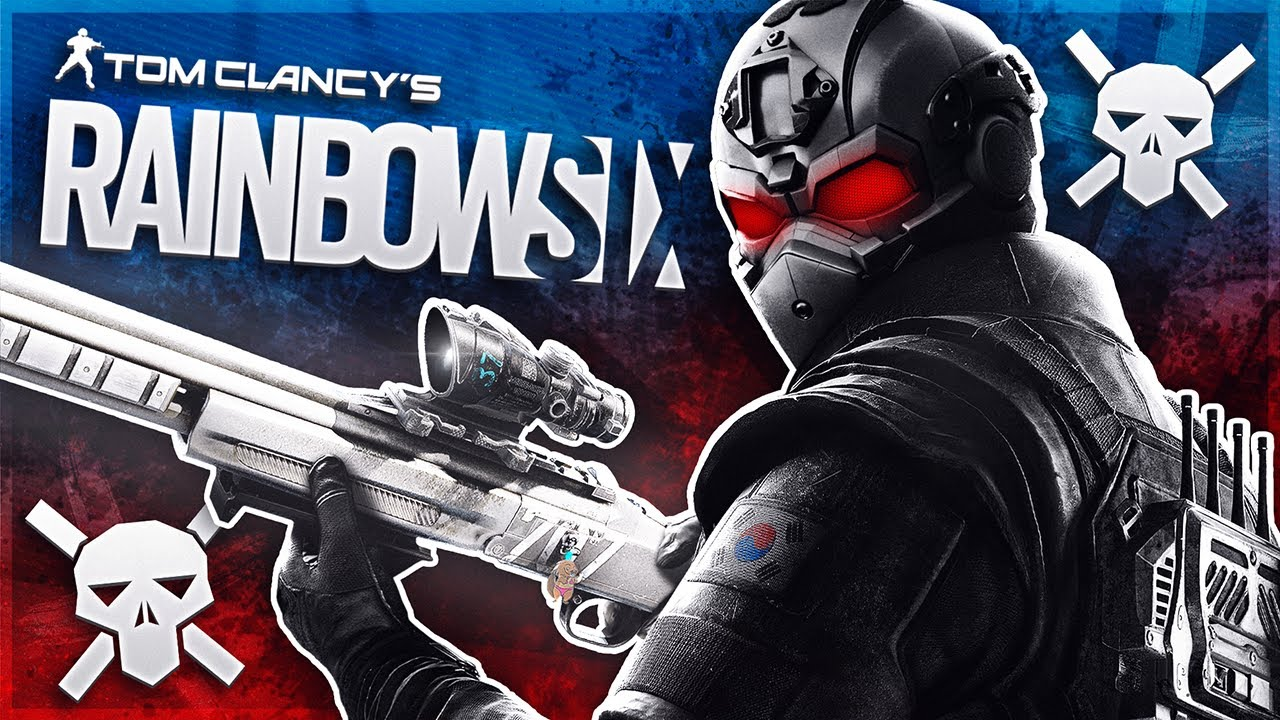 Download The *MOST OVERPOWERED* Weapon in Rainbow Six Siege 🤪